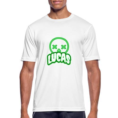 Lucas (Horror) - Mannen T-shirt ademend actief