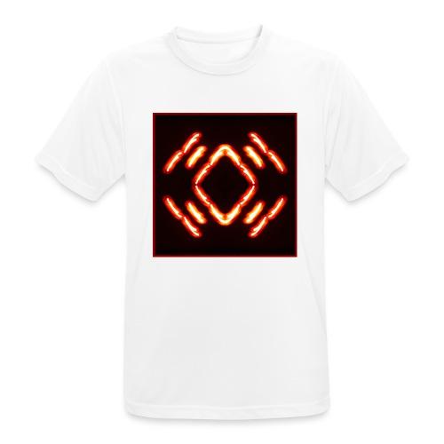 Lichtertanz #2 - Männer T-Shirt atmungsaktiv