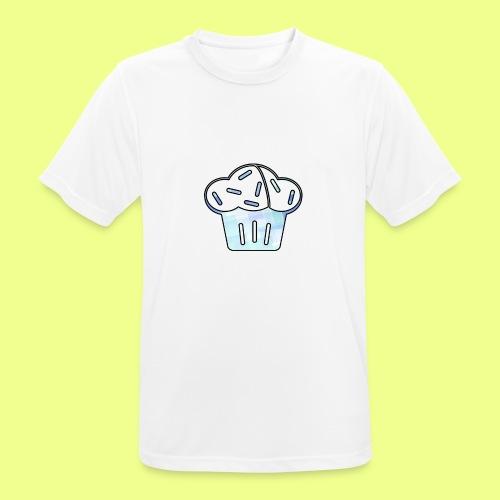 Pastel - Camiseta hombre transpirable