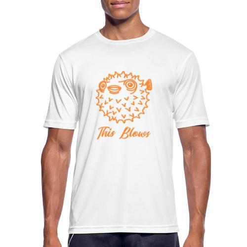puffer - Men's Breathable T-Shirt