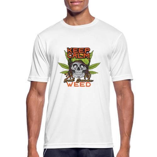 Skulls set 12 - Maglietta da uomo traspirante