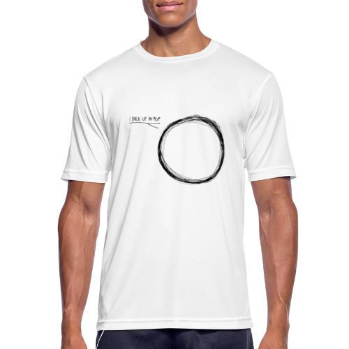 I ended up in pop - Männer T-Shirt atmungsaktiv