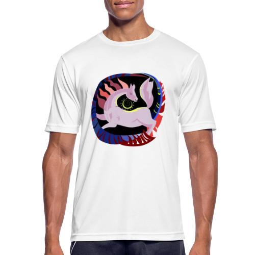 Spirale infinita - Maglietta da uomo traspirante