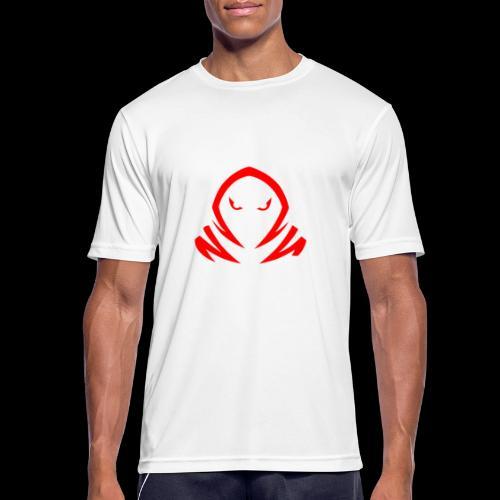 New Official TagX Logo - miesten tekninen t-paita