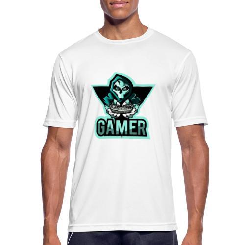 GAMER JOK - T-shirt respirant Homme