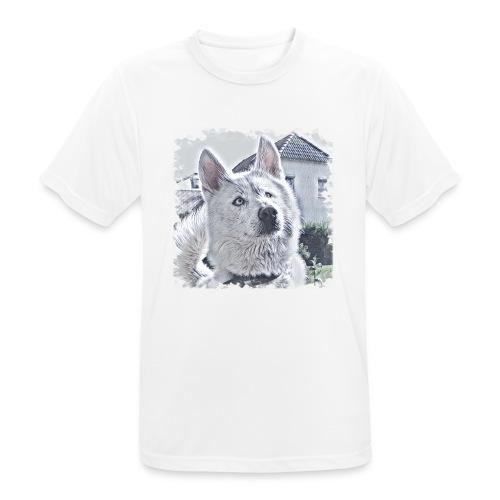 Pass auf - Männer T-Shirt atmungsaktiv