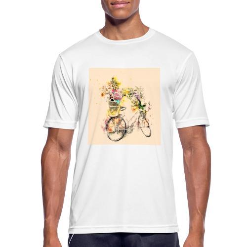 Shoppiful - Maglietta da uomo traspirante