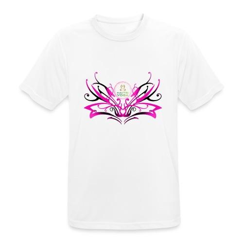 ButterFly MaitriYoga - T-shirt respirant Homme