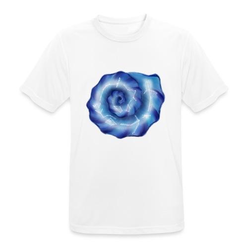 Galaktische Spiralenmuschel! - Männer T-Shirt atmungsaktiv