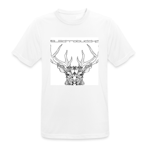 EB ANTLERS T - Men's Breathable T-Shirt