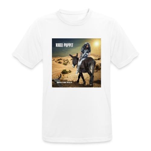 NIKKI PUPPET INTO THE WILD - Männer T-Shirt atmungsaktiv