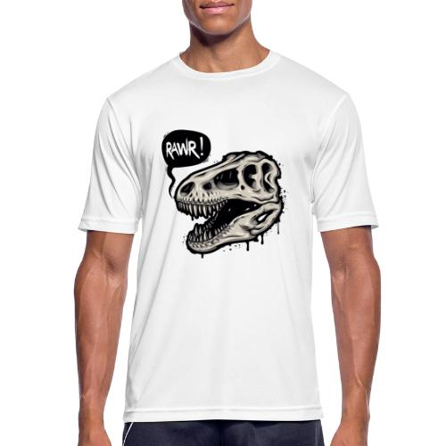 DINO RAWR 1 - Camiseta hombre transpirable