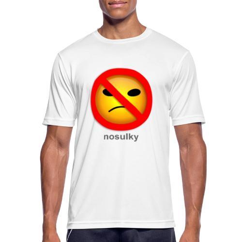 nosulky - T-shirt respirant Homme
