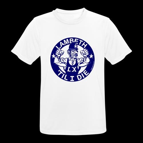 LAMBETH - NAVY BLUE - Men's Breathable T-Shirt