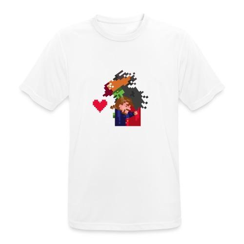 Abbracciccio-06 - Maglietta da uomo traspirante