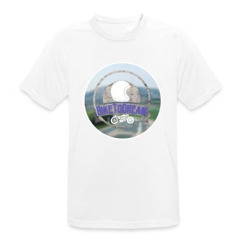 BikeToDream - T-shirt respirant Homme