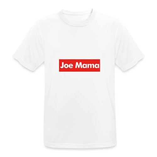 Don't Ask Who Joe Is / Joe Mama Meme - Men's Breathable T-Shirt