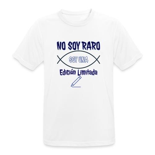 Edicion limitada - Camiseta hombre transpirable