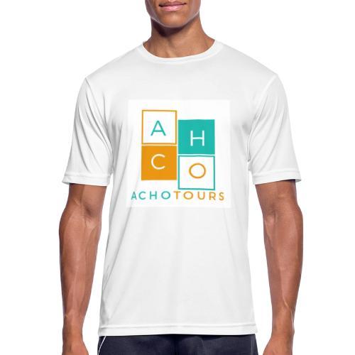 ACHOtours - Camiseta hombre transpirable