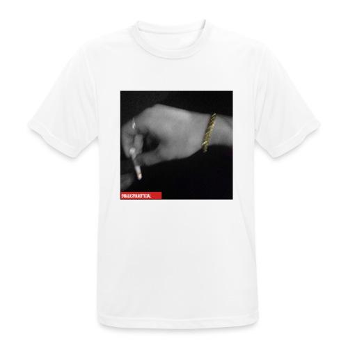 Malaspina | Classic Smoke - Maglietta da uomo traspirante