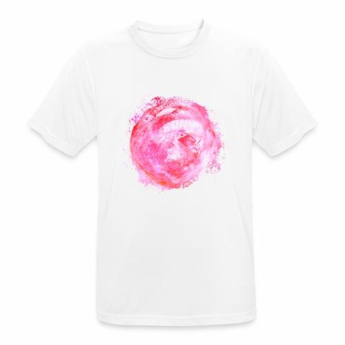 Paint It Pink! - Männer T-Shirt atmungsaktiv