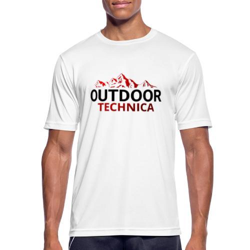 Outdoor Technica - Men's Breathable T-Shirt