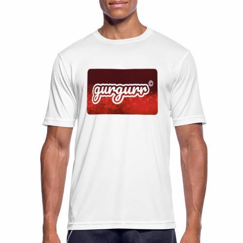 Glitter Pigeon - Männer T-Shirt atmungsaktiv