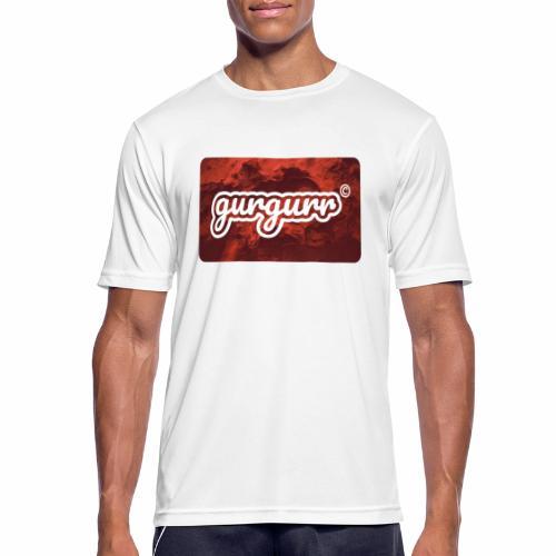 Rocky Pigeon - Männer T-Shirt atmungsaktiv