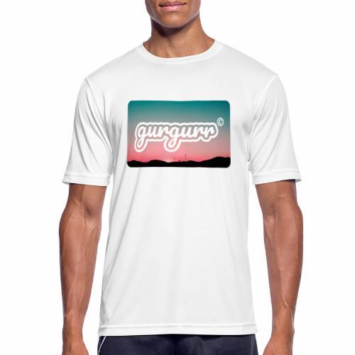 Kitschy Pigeon - Männer T-Shirt atmungsaktiv