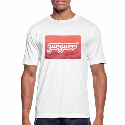 Cloudy Pigeon - Männer T-Shirt atmungsaktiv