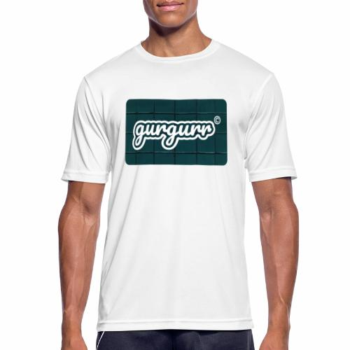 Tiler Pigeon - Männer T-Shirt atmungsaktiv