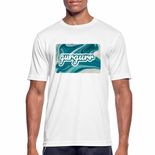 Flow Pigeon - Männer T-Shirt atmungsaktiv