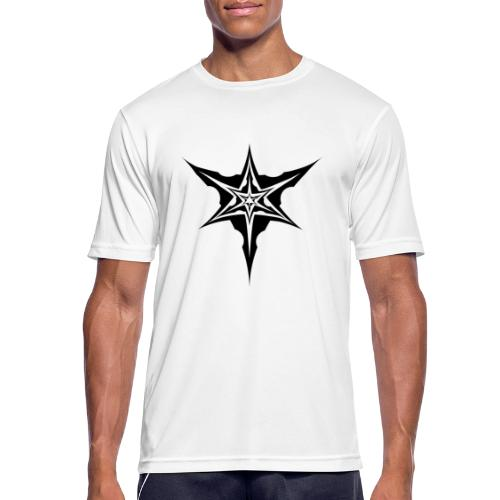 Psybreaks visuel 1 - black color - T-shirt respirant Homme