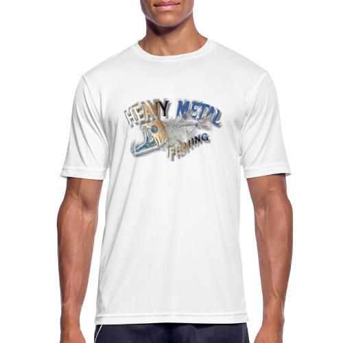 Predator fishing - Männer T-Shirt atmungsaktiv