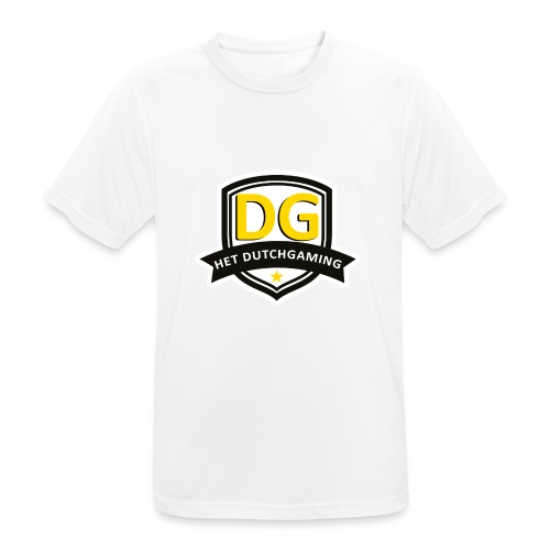 dg - Mannen T-shirt ademend