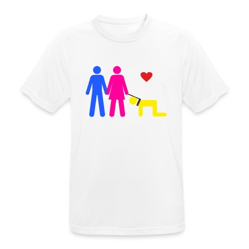 j aime ma dame - T-shirt respirant Homme