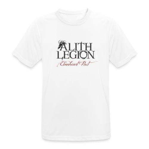 Alith Legion Logo Dragon Ebonheart Pact - Men's Breathable T-Shirt