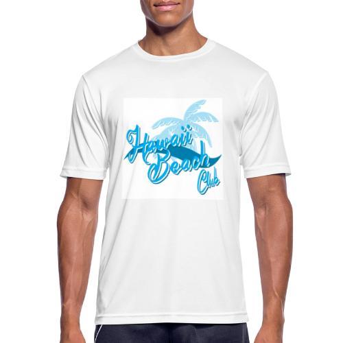 Hawaii Beach Club - Men's Breathable T-Shirt