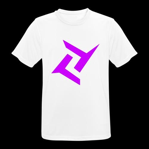New logo png - Mannen T-shirt ademend