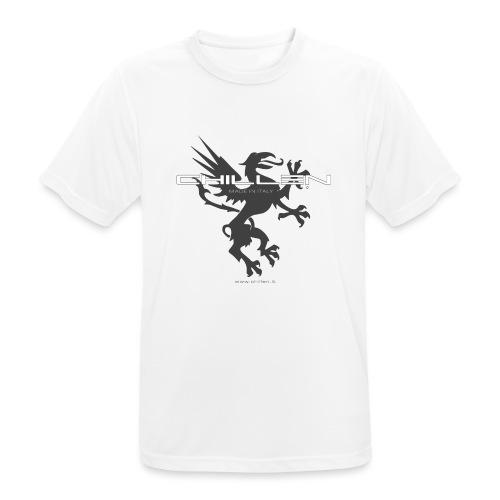 Chillen-gym - Men's Breathable T-Shirt