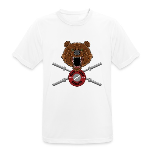Bear Fury Crossfit - T-shirt respirant Homme