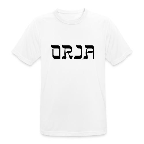 ORJA - miesten tekninen t-paita