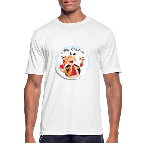 marry chrismas2 - T-shirt respirant Homme