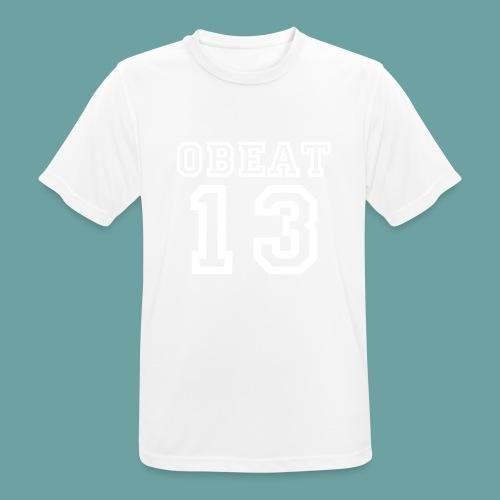 Obeat Limited Edition - Mannen T-shirt ademend