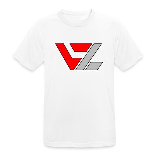vusionZ | Peace - Männer T-Shirt atmungsaktiv