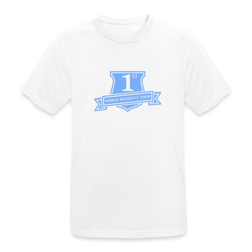 World Modesty Tour - Men's Breathable T-Shirt