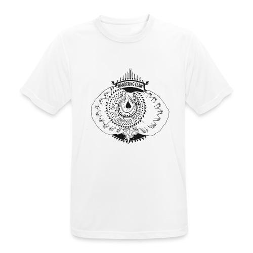 Rettile - Maglietta da uomo traspirante
