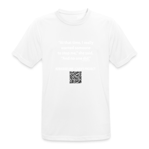 Caras Project fan shirt - Men's Breathable T-Shirt