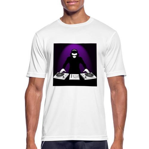 DJ Rojbin - Andningsaktiv T-shirt herr