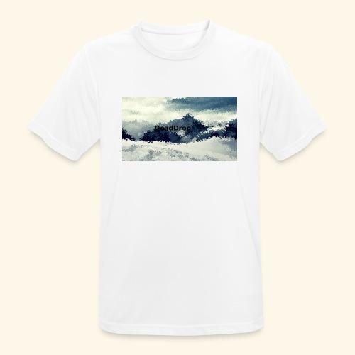 off-center - Männer T-Shirt atmungsaktiv